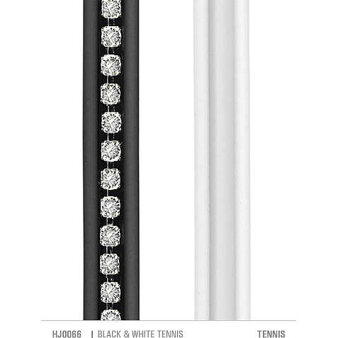 bracelet unisex jewellery Hip Hop Tennis HJ0066