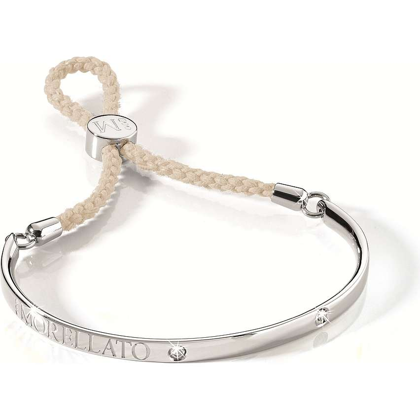 bracelet unisex jewellery Morellato SIG05