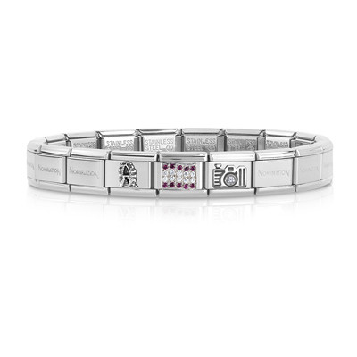 bracelet unisex jewellery Nom.Composable 339123/01