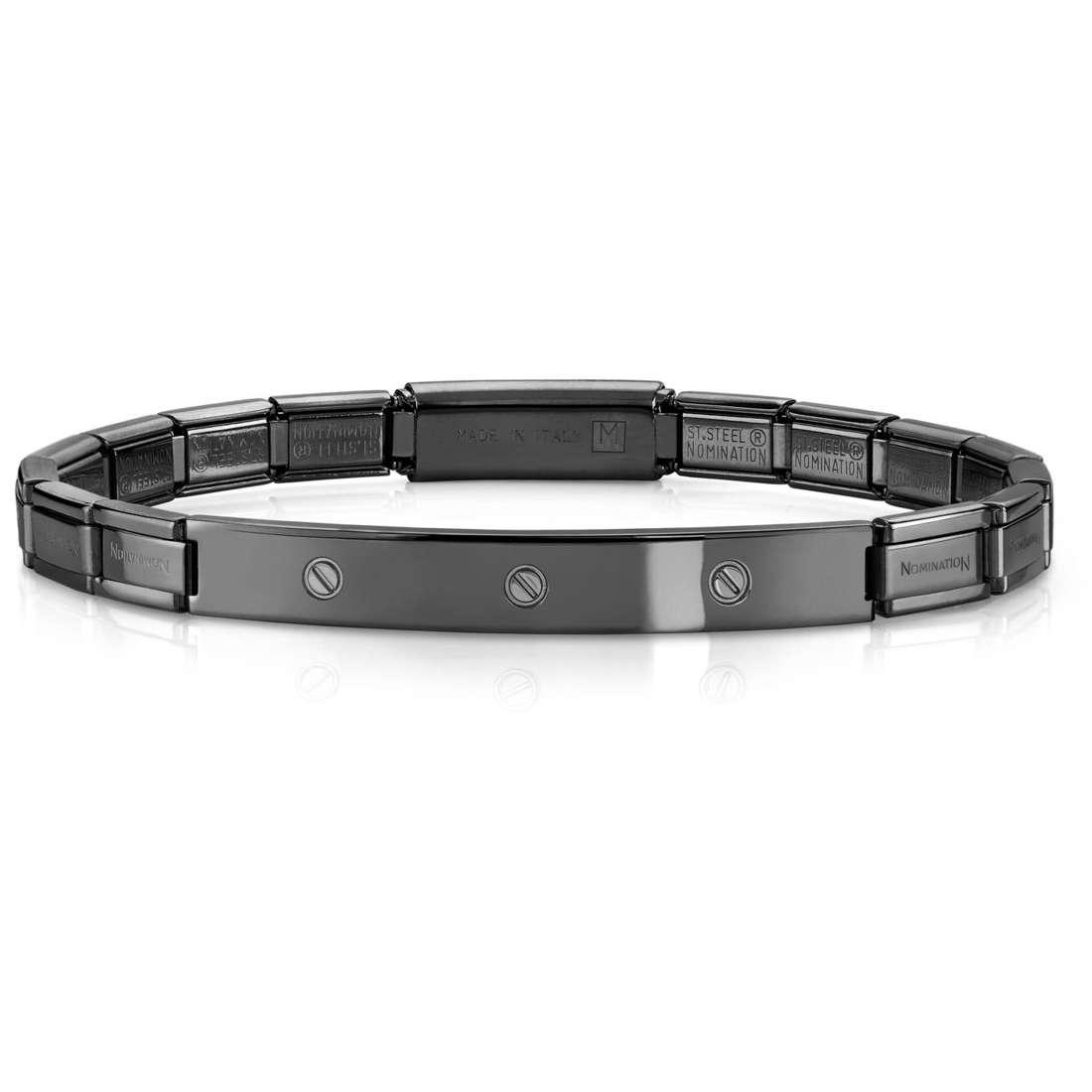 bracelet unisex jewellery Nomination 021115/015
