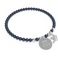 bracelet woman jewellery 10 Buoni Propositi B5101/BL