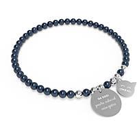 bracelet woman jewellery 10 Buoni Propositi B5107/BL