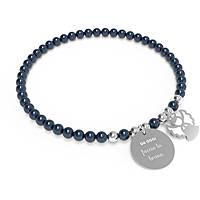 bracelet woman jewellery 10 Buoni Propositi B5112/BL