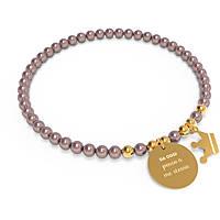 bracelet woman jewellery 10 Buoni Propositi Bon Bon B5101GO/CO