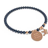 bracelet woman jewellery 10 Buoni Propositi Bon Bon B5101RO/BL