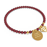 bracelet woman jewellery 10 Buoni Propositi Bon Bon B5103GO/RE