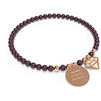 bracelet woman jewellery 10 Buoni Propositi Bon Bon B5103RO/BU