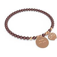 bracelet woman jewellery 10 Buoni Propositi Bon Bon B5105RO/BR