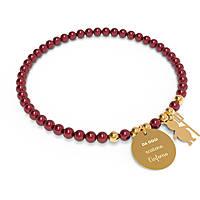 bracelet woman jewellery 10 Buoni Propositi Bon Bon B5106GO/RE
