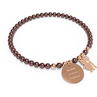 bracelet woman jewellery 10 Buoni Propositi Bon Bon B5106RO/BR