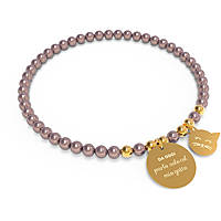 bracelet woman jewellery 10 Buoni Propositi Bon Bon B5107GO/CO