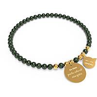 bracelet woman jewellery 10 Buoni Propositi Bon Bon B5107GO/DG