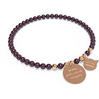 bracelet woman jewellery 10 Buoni Propositi Bon Bon B5107RO/BU