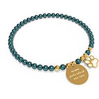 bracelet woman jewellery 10 Buoni Propositi Bon Bon B5108GO/PT
