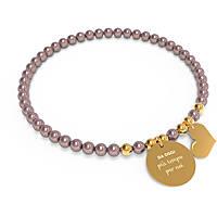 bracelet woman jewellery 10 Buoni Propositi Bon Bon B5109GO/CO