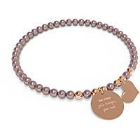 bracelet woman jewellery 10 Buoni Propositi Bon Bon B5109RO/CO