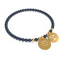 bracelet woman jewellery 10 Buoni Propositi Bon Bon B5110GO/BL