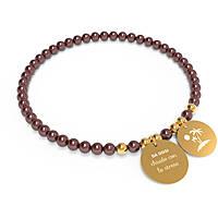 bracelet woman jewellery 10 Buoni Propositi Bon Bon B5110GO/BR