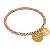 bracelet woman jewellery 10 Buoni Propositi Bon Bon B5110GO/PE