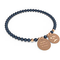 bracelet woman jewellery 10 Buoni Propositi Bon Bon B5110RO/BL
