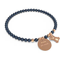 bracelet woman jewellery 10 Buoni Propositi Bon Bon B5111RO/BL