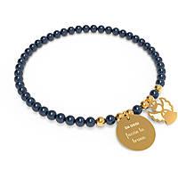 bracelet woman jewellery 10 Buoni Propositi Bon Bon B5112GO/BL
