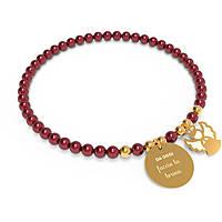 bracelet woman jewellery 10 Buoni Propositi Bon Bon B5112GO/RE