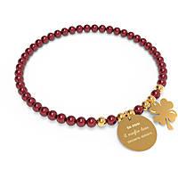 bracelet woman jewellery 10 Buoni Propositi Bon Bon B5113GO/RE