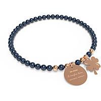 bracelet woman jewellery 10 Buoni Propositi Bon Bon B5113RO/BL