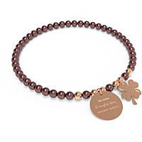 bracelet woman jewellery 10 Buoni Propositi Bon Bon B5113RO/BR
