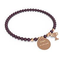 bracelet woman jewellery 10 Buoni Propositi Bon Bon B5114RO/BU