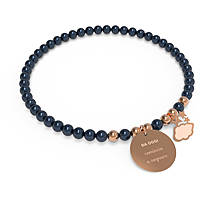 bracelet woman jewellery 10 Buoni Propositi Bon Bon B5115RO/BL