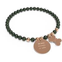 bracelet woman jewellery 10 Buoni Propositi Bon Bon B5116RO/DG