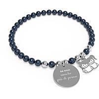 bracelet woman jewellery 10 Buoni Propositi Bon Bon B5117/BL