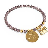bracelet woman jewellery 10 Buoni Propositi Bon Bon B5117GO/CO