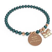 bracelet woman jewellery 10 Buoni Propositi Bon Bon B5117RO/PT