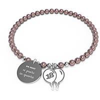 bracelet woman jewellery 10 Buoni Propositi Momenti Indimenticabili B5118/CO