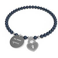 bracelet woman jewellery 10 Buoni Propositi Momenti Indimenticabili B5120/BL