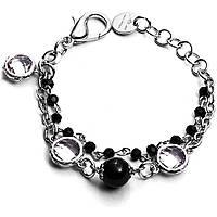 bracelet woman jewellery 4US Cesare Paciotti Black Pupils 4UBR1818W