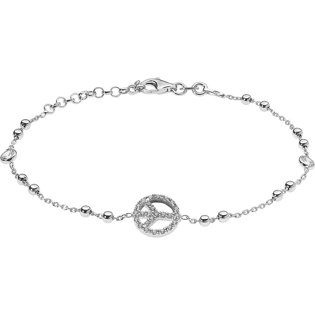 bracelet woman jewellery Ambrosia Joy Letters AAB 063