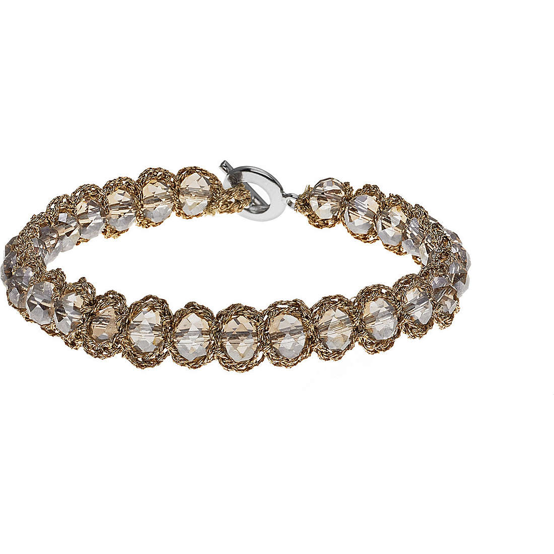 bracelet woman jewellery Ambrosia Uncinetto ABB 048