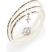 bracelet woman jewellery Amen Padre Nostro Italiano AC-PNIT07-C-54
