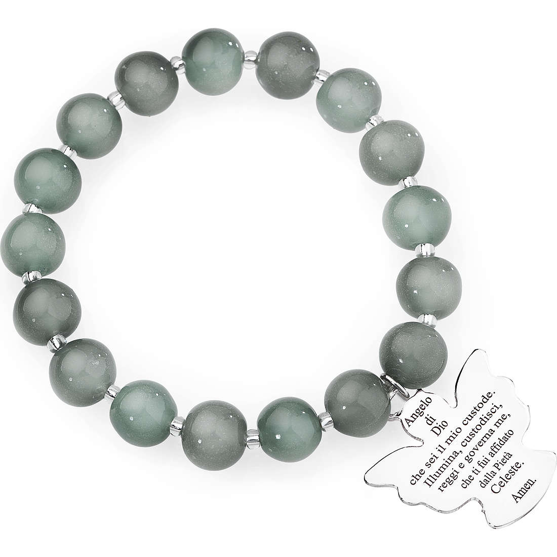 bracelet woman jewellery Amen Perle Murano AD10GC