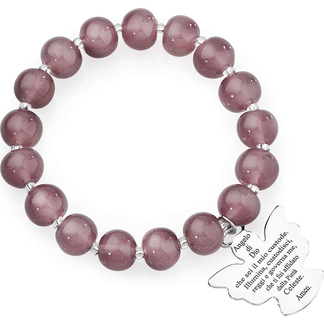 bracelet woman jewellery Amen Perle Murano AD10VC