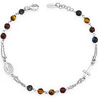 bracelet woman jewellery Amen Rosario BROBOT3P