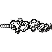 bracelet woman jewellery Batucada Japanese Flower BTC5-01-02-02