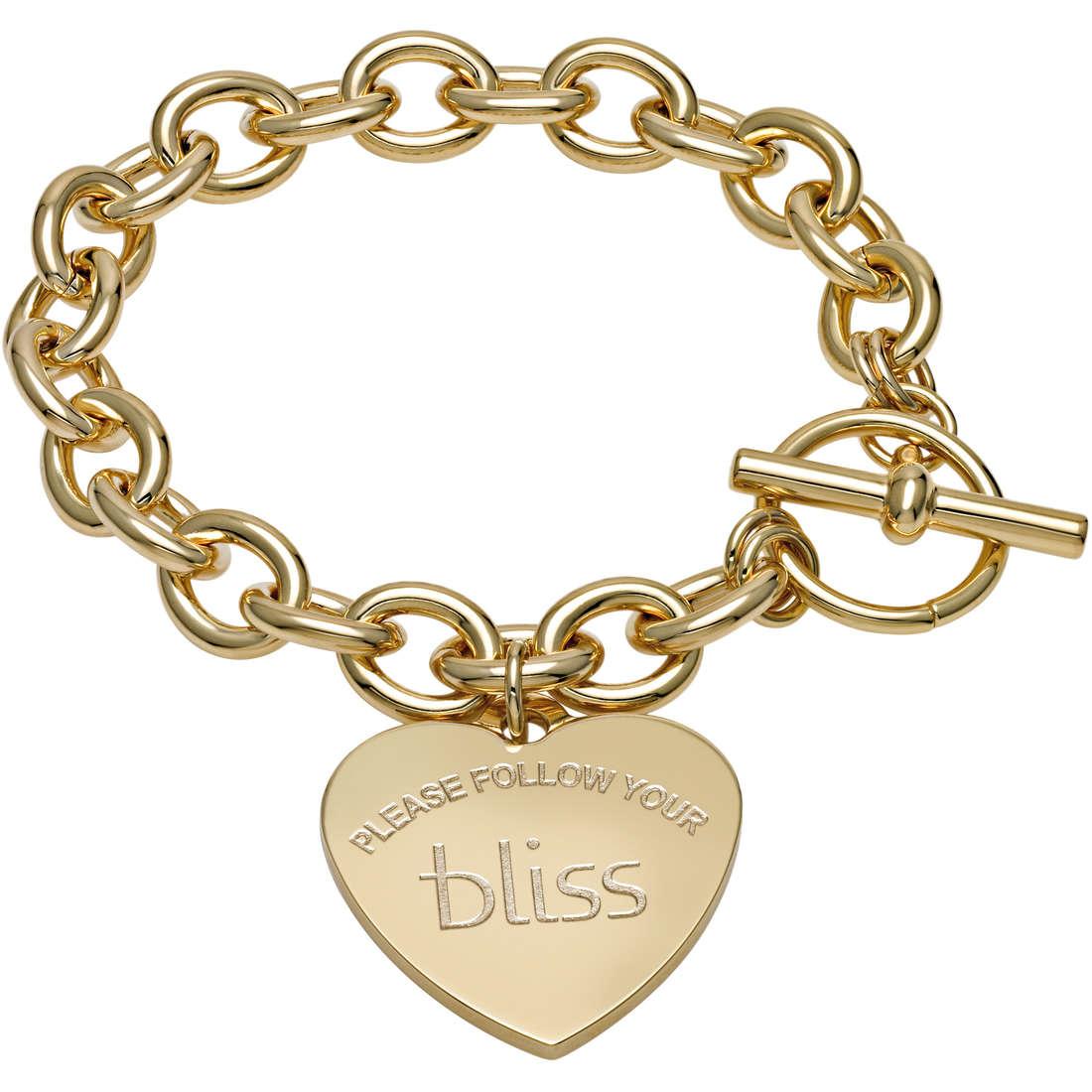 bracelet woman jewellery Bliss Follow 20058068