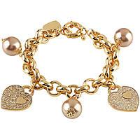 bracelet woman jewellery Bliss Glittermania 20075489