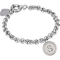 bracelet woman jewellery Bliss Love Letters 20073689