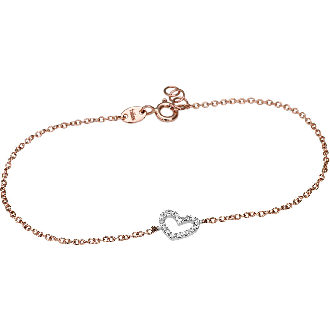 bracelet woman jewellery Bliss Myself 20067258